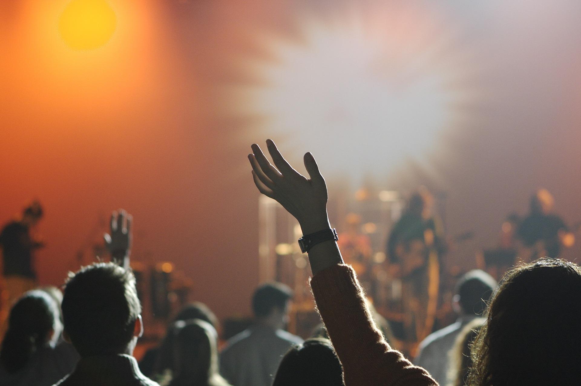 Konserter på nöjesparken