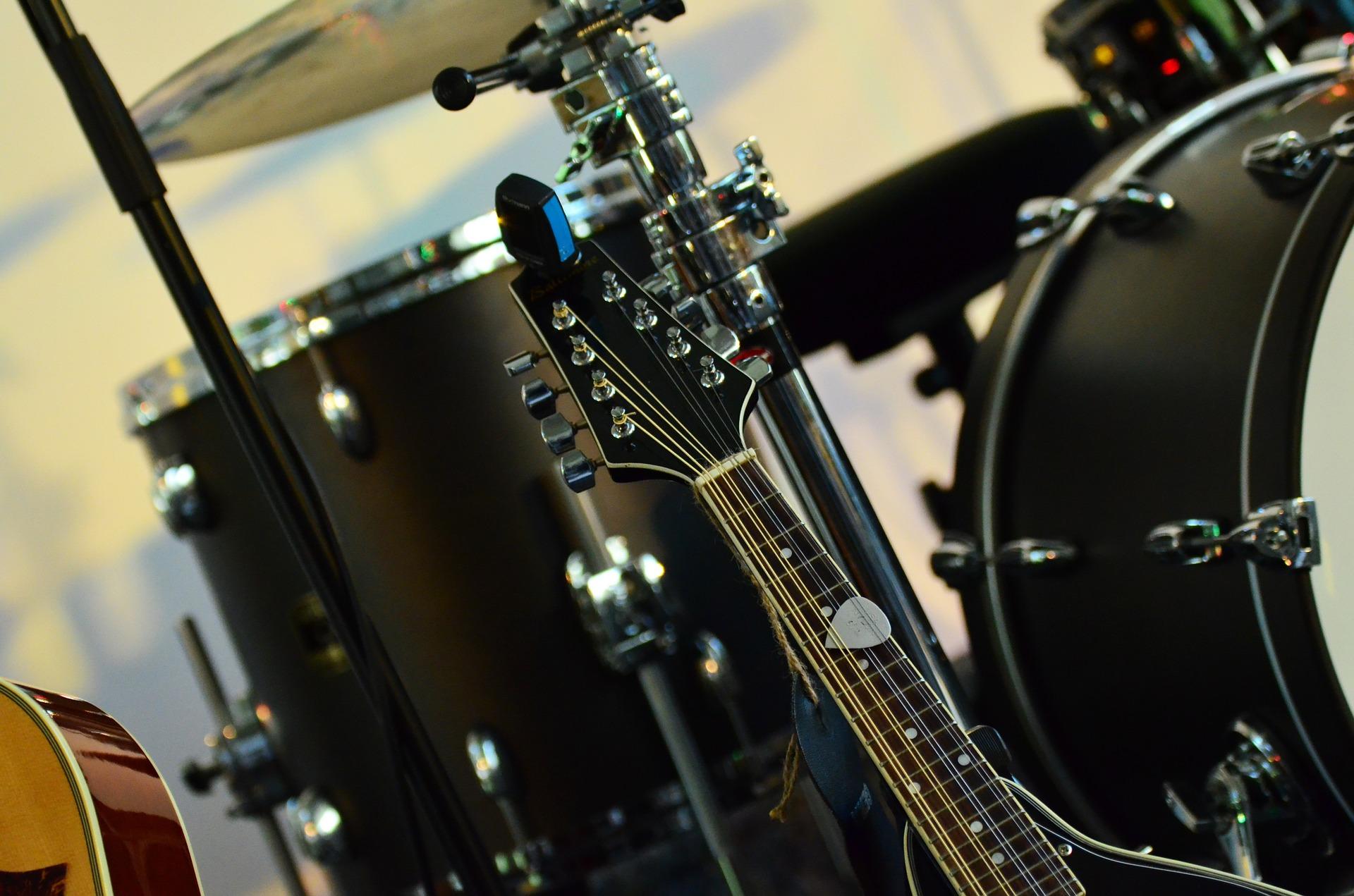Vanliga och ovanliga musikinstrument